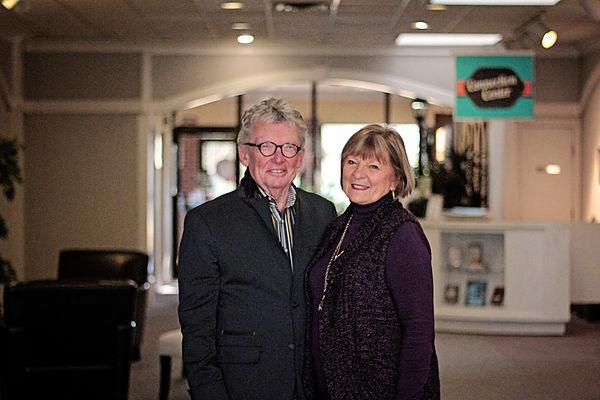 Pastors Jess and Paula Gibson